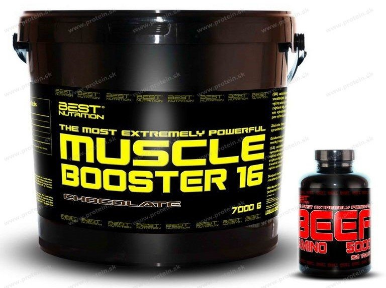muscle booster best nutrition
