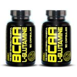 1+1 Zadarmo: BCAA plus L-Glutamine od Best Nutrition