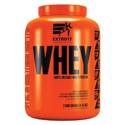 100% Instant Whey Protein - Extrifit