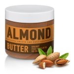 Almond Butter Smooth and Soft - Sizeandsymmetry
