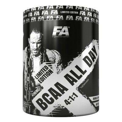 BCAA All Day 4:1:1 - Fitness Authority