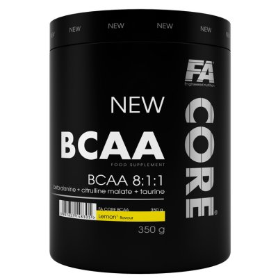 BCAA CORE 8:1:1 od Fitness Authority