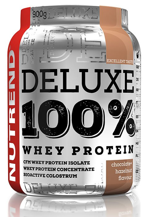 Deluxe 100% Whey Protein - Nutrend 30 g mix