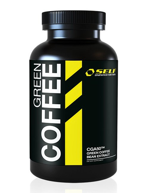 Green Coffee od Self OmniNutrition 120 kaps.