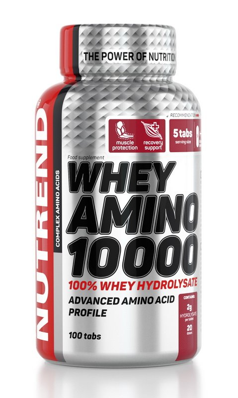 Whey Amino 10 000 - Nutrend 300 tbl.
