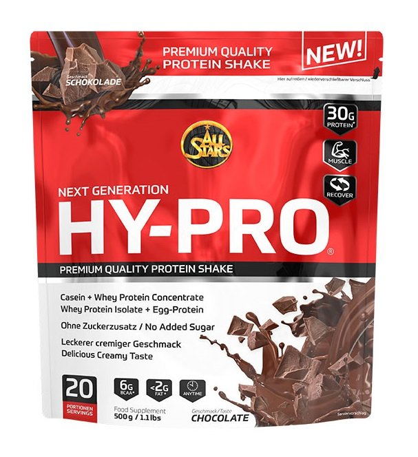 Hy Pro 85 - All Stars 500 g Raspberry Quark