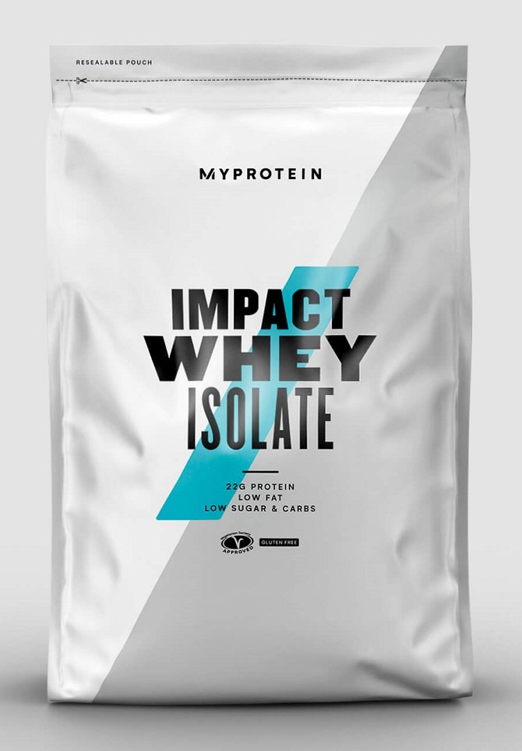 Impact Whey Isolate - MyProtein 1000 g Natural Chocolate
