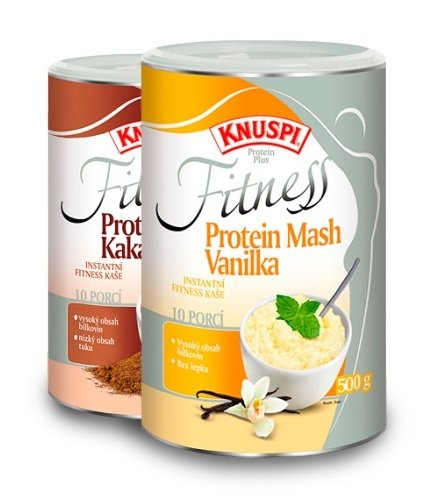 Knuspi Fitness Protein Mash - Prom-IN 500 g Kakao