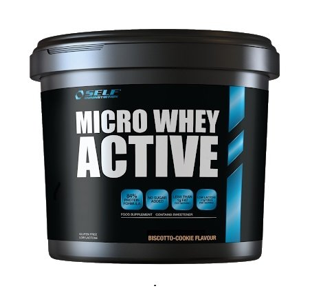 Micro Whey Active od Self OmniNutrition 1000 g Čokoláda