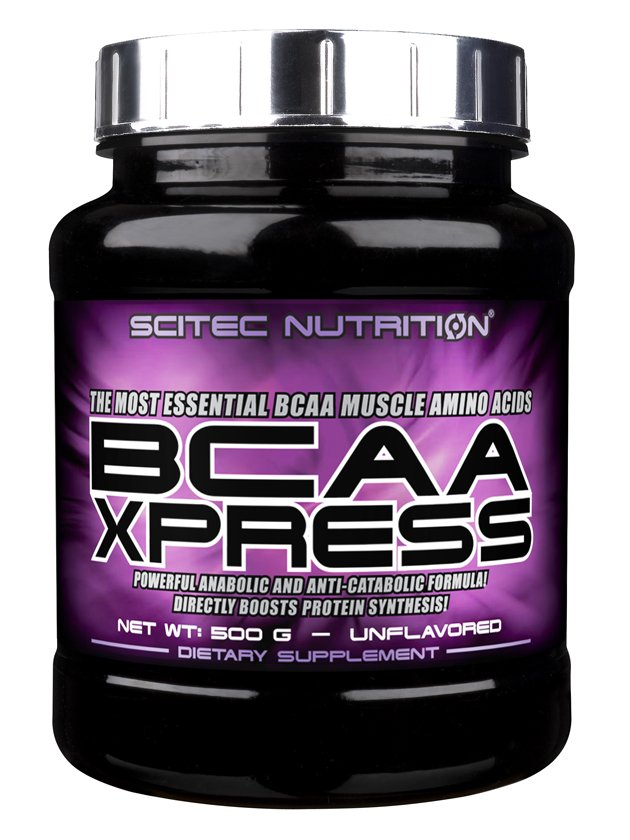 BCAA Xpress Neutral - Scitec Nutrition 500 g neutral