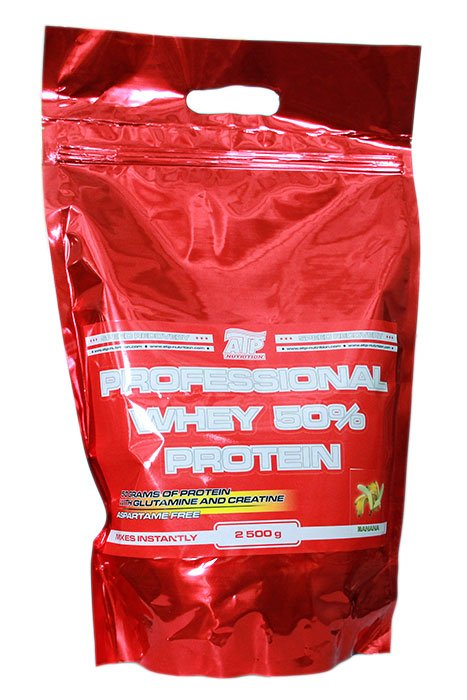 Professional Whey Protein 50% - ATP Nutrition 1000 g Banán