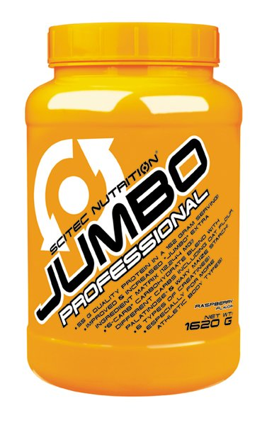 Jumbo Professional od Scitec Nutrition 1620 g Banán