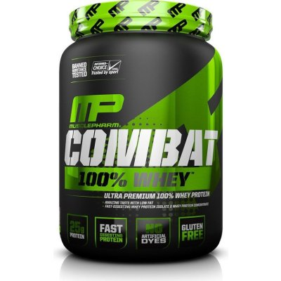 Combat 100% Whey Protein - Muscle Pharm