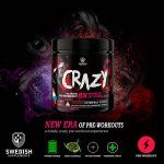Crazy 8 - Swedish Supplements