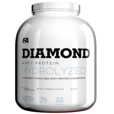 Diamond Hydrolysed Whey Protein - Fitness Authority