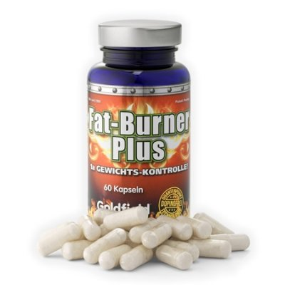 Fat-Burner Plus - Goldfield