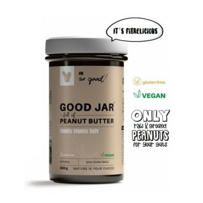 Good Jar Peanut Butter - Fitness Authority