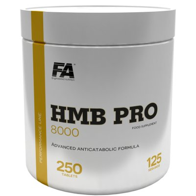 HMB Pro 8000 od Fitness Authority