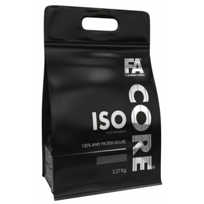 ISO Core od Fitness Authority