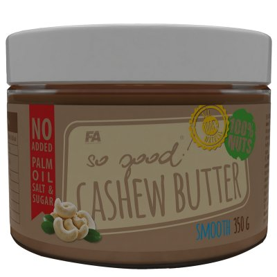 Kešu maslo: Cashew Butter - Fitness Authority