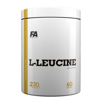 L-Leucine - Fitness Authority