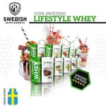Lifestyle Whey - Swedish Supplements