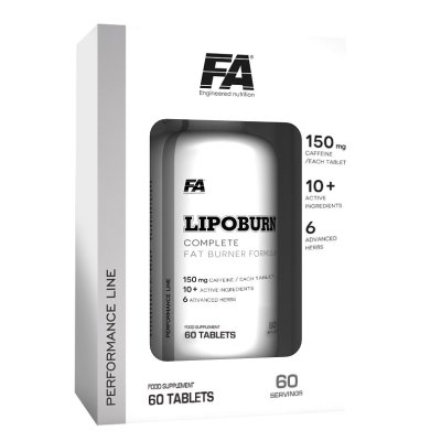 LipoBurn od Fitness Authority