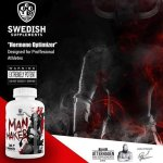 Man Maker - Swedish Supplements