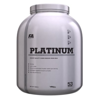 Platinum Micellar Casein - Fitness Authority