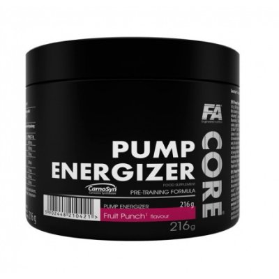 Pump Energizer Core od Fitness Authority
