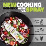 Sprej na pečenie: Olive Oil Cooking Spray - GymBeam