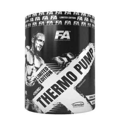 Thermo Pump - Fitness Authority