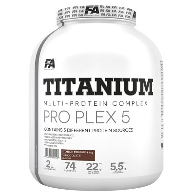Titanium Pro Plex 5 od Fitness Authority