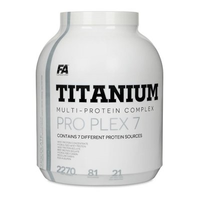 Titanium Pro Plex 7 od Fitness Authority