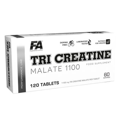 Tri Creatine Malate 1100 od Fitness Authority
