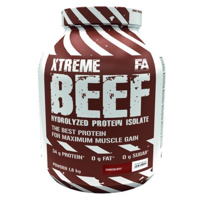 Xtreme BEEF Protein od Fitness Authority