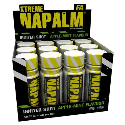 Xtreme Napalm Igniter Shot od Fitness Authority