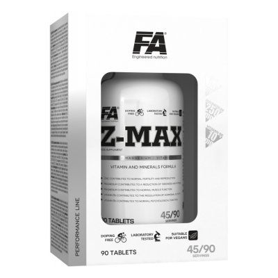 Z-Max - Fitness Authority