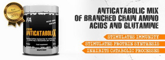 Chain amino acids and glutamine
